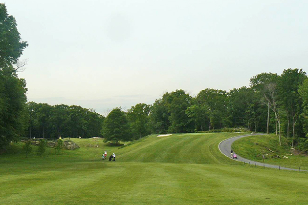 Saxon Woods Golf Course